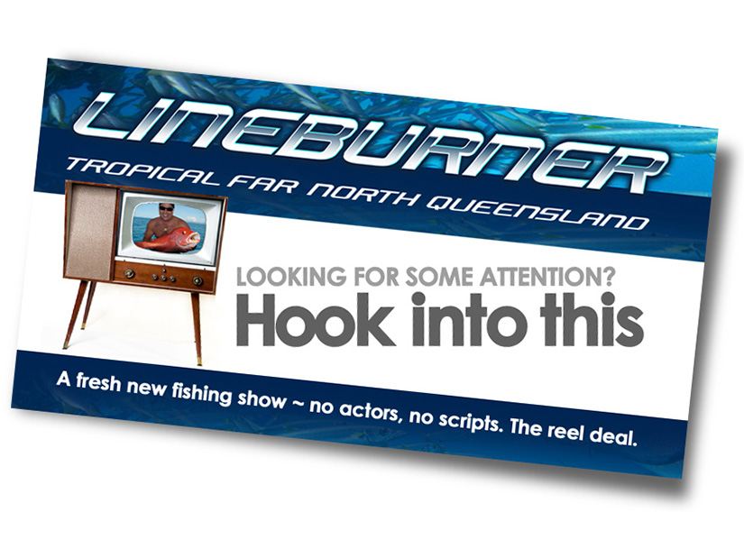 Line Burner magazine - hook into this campaign